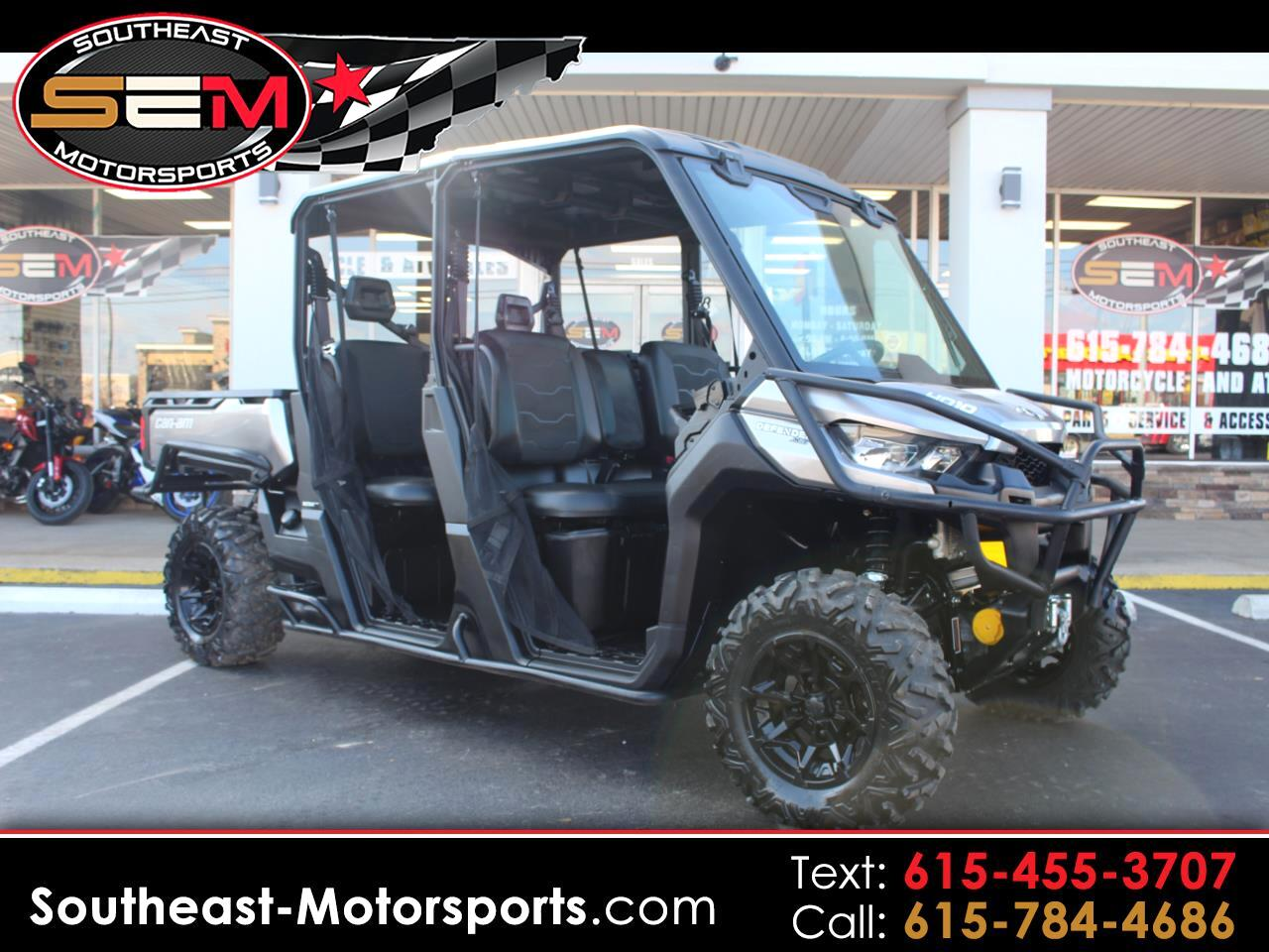 2017 Can-Am Defender HD10 MAX XT