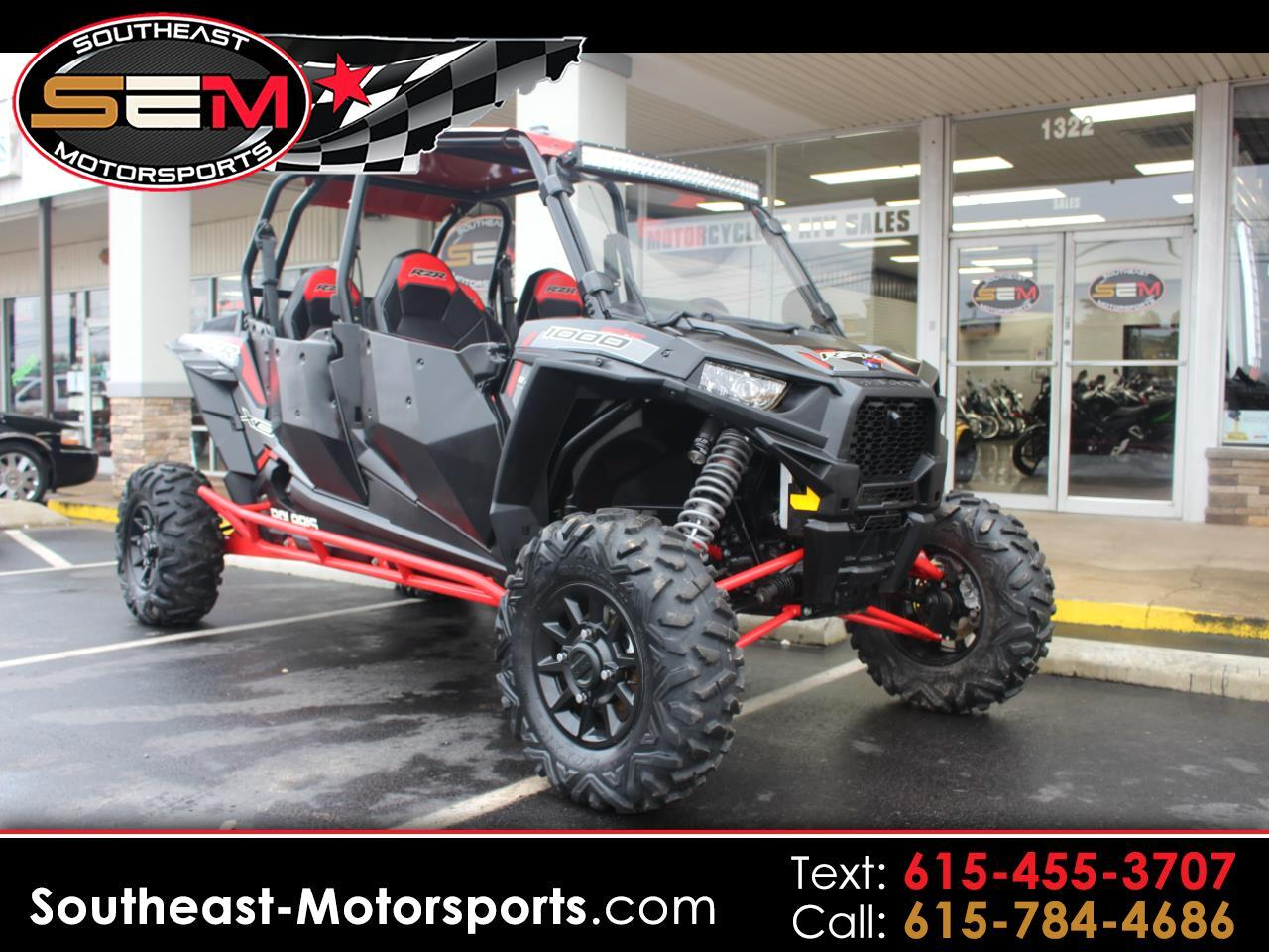 2018 Polaris RZR 1000 XP RIDE COMMAND