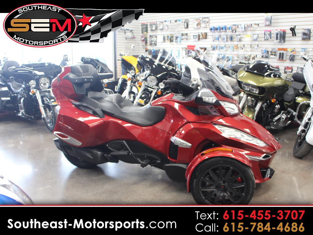 2015 Can-Am Spyder RT-S M6