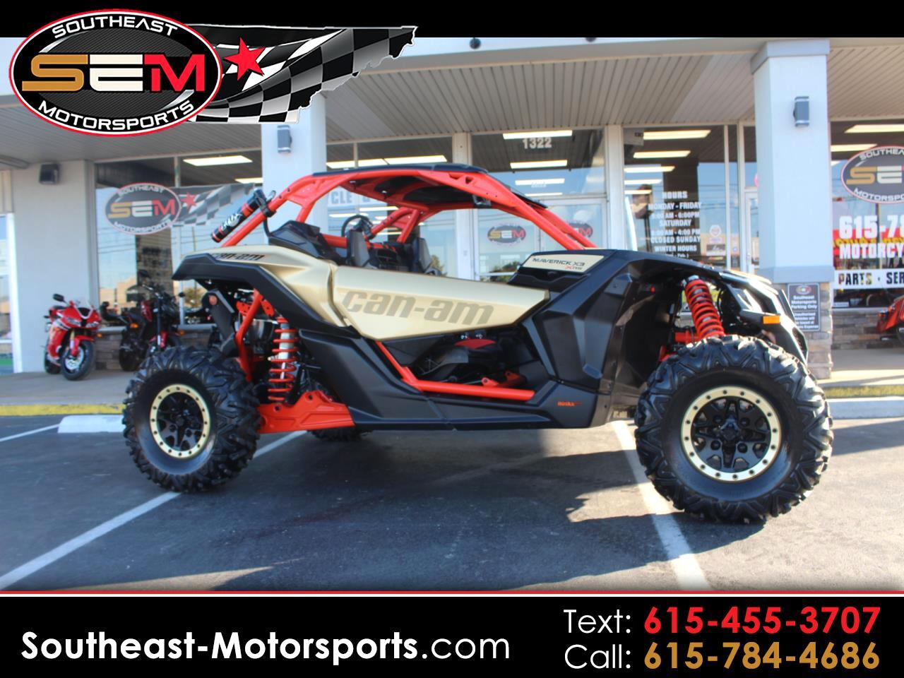 2018 Can-Am Maverick 1000R Turbo X DS x3