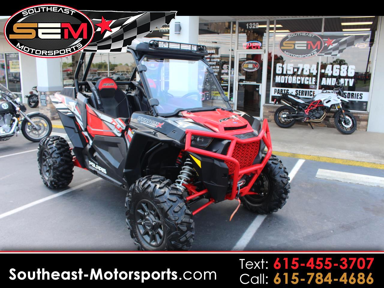 2018 Polaris RZR XP Turbo Dynamix