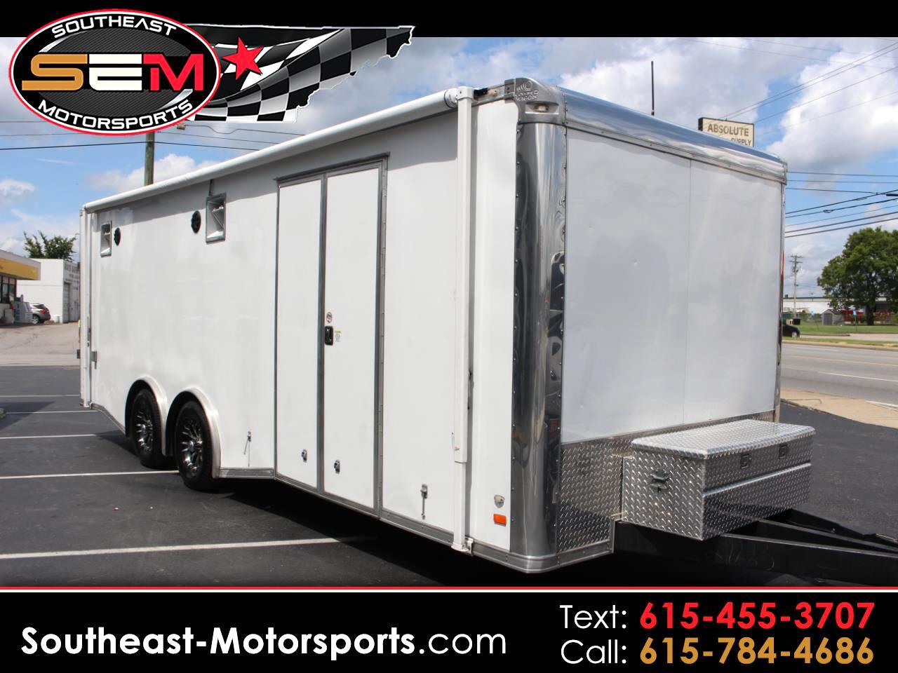 2017 Covered Wagon Cargo Trailer 8.5X24