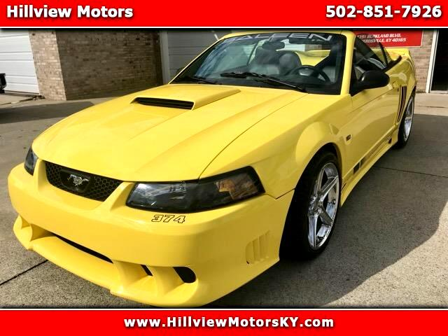 2003 Ford Mustang S281 Saleen Convertible