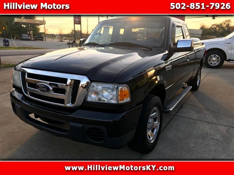"""2008 Ford Ranger 108"""" WB XLT"""