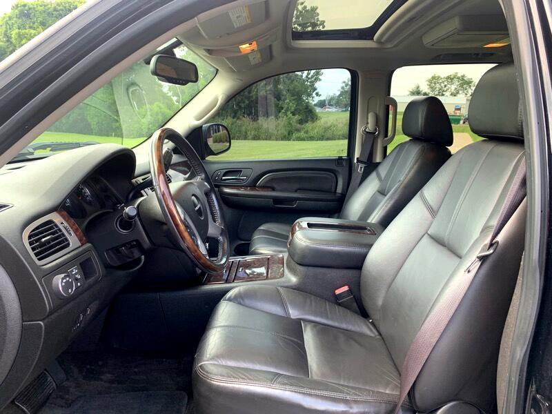 GMC Sierra 1500 Denali Crew Cab 4WD 2009