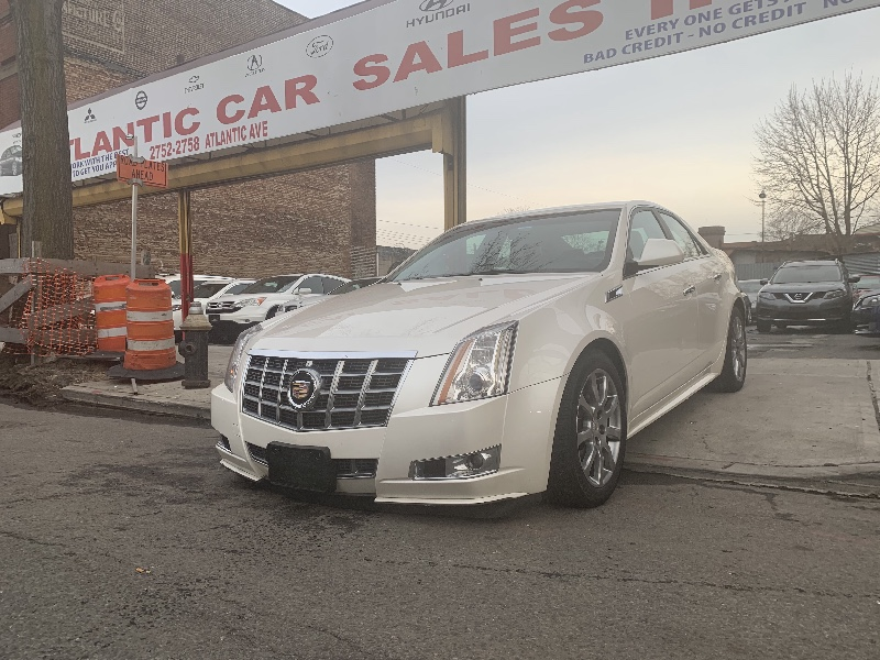 2012 Cadillac CTS 3.0L Performance AWD