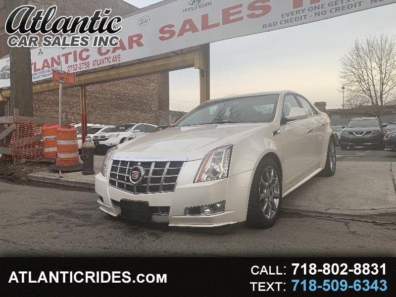 Cadillac CTS 3.0L Performance AWD 2012