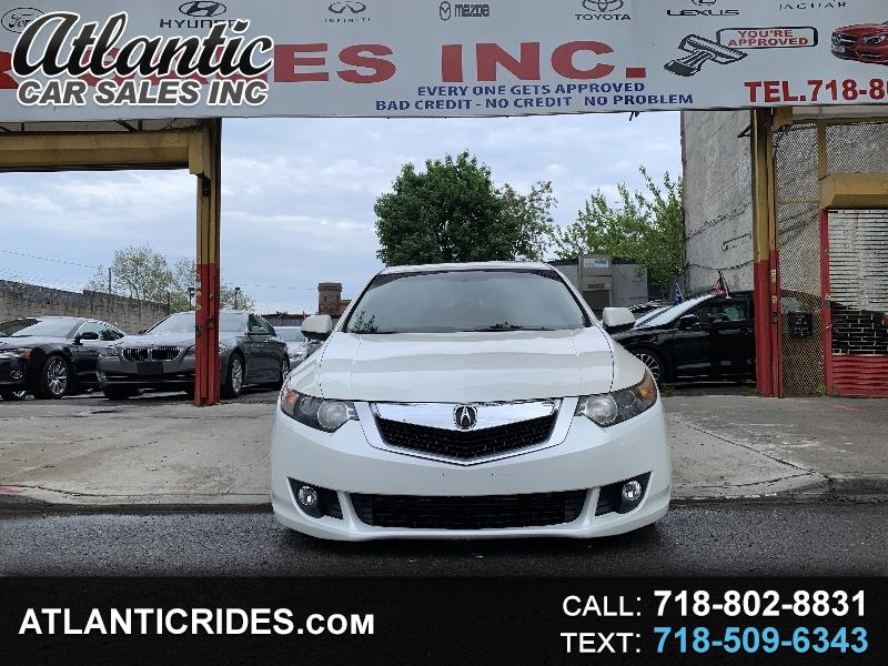 2010 Acura TSX 5-speed AT with Navigation