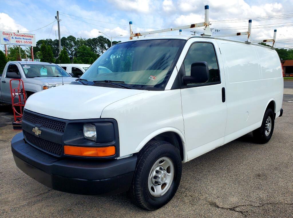 Chevrolet Express 2500 Cargo 2008