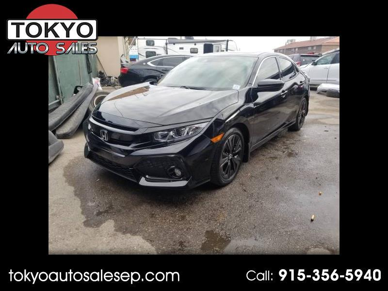 Honda Civic EX-L w/ Navigation 2018