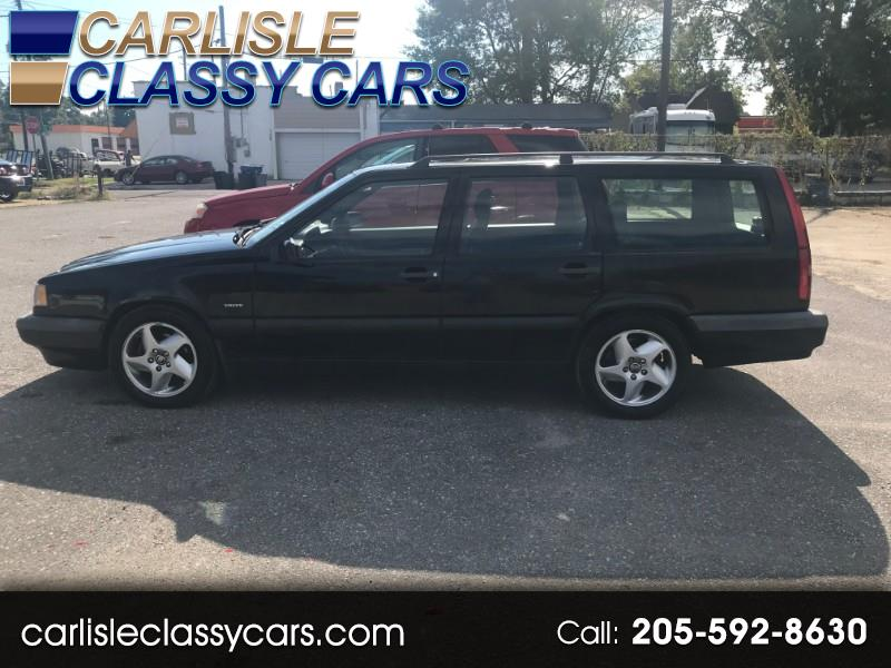 1995 Volvo 850 Wagon Base