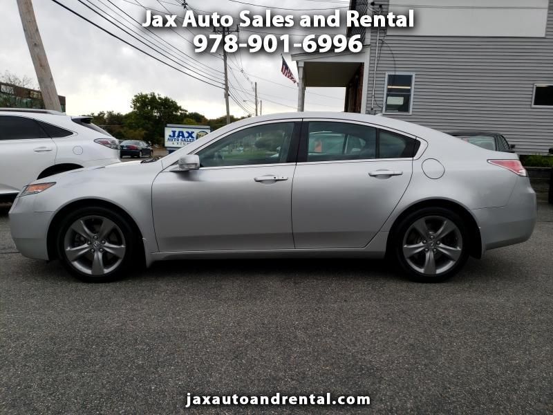 2013 Acura TL SH-AWD with Tech Package