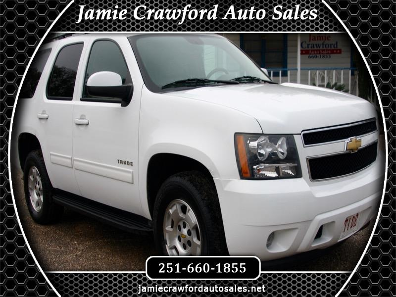 Chevrolet Tahoe 1500 4dr 2011