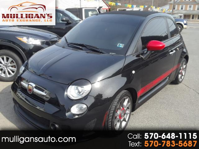 2013 Fiat 500 Abarth Hatch