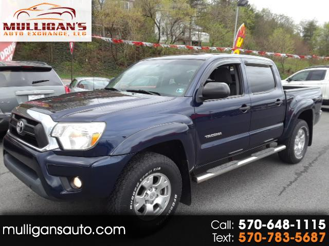 2012 Toyota Tacoma 4WD TRD Off Road Double Cab 5' Bed V6 AT (Natl)