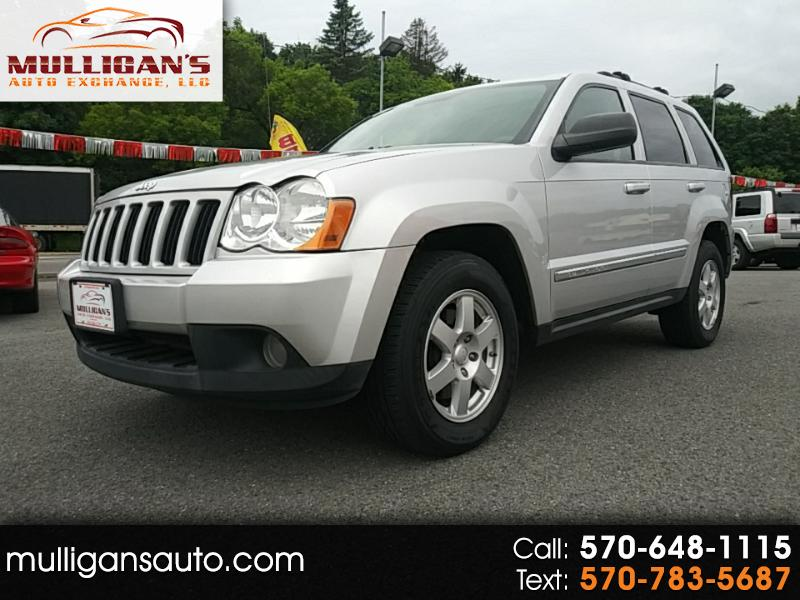 2010 Jeep Grand Cherokee Laredo 4WD
