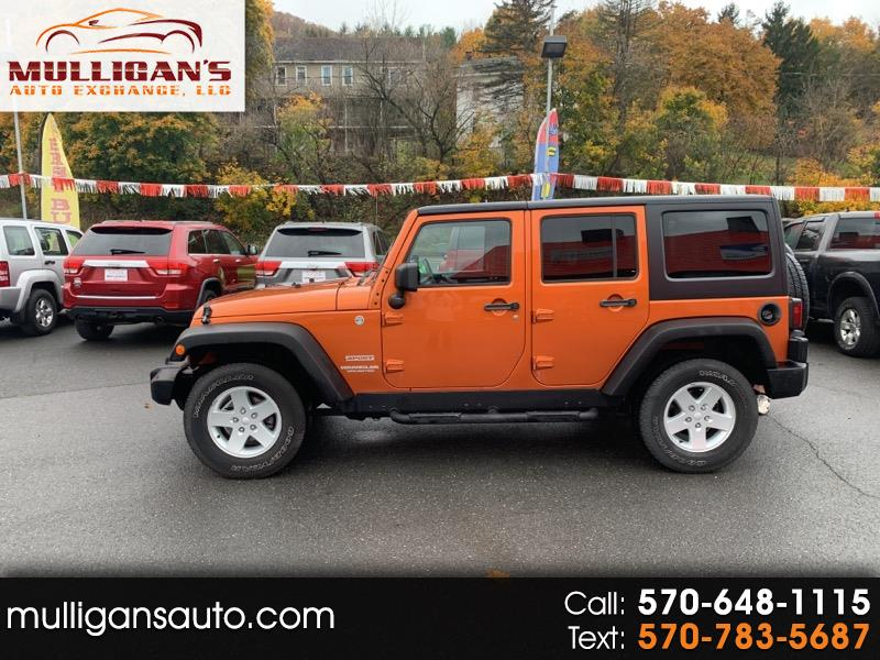 2011 Jeep Wrangler Hard Top