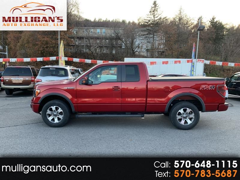 Ford F-150 XLT SuperCab 6.5-ft. Bed Flareside 4WD 2013