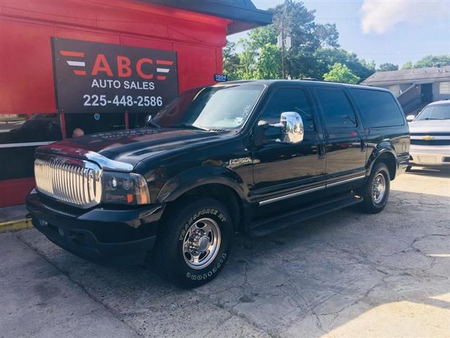 2002 Ford Excursion Limited 5.4L 2WD