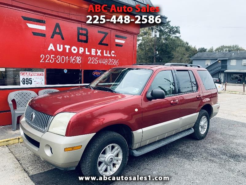 Mercury Mountaineer Convenience 4.0L 2WD 2004