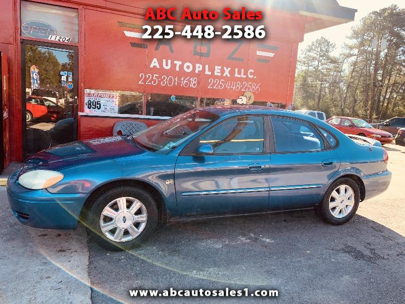 Ford Taurus 4dr Sdn SEL 2004