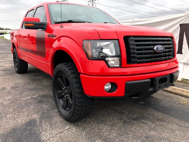 2012 Ford F-150 FX4 4WD