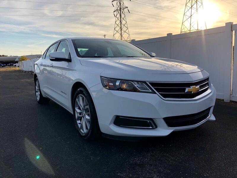 2017 Chevrolet IMPALA LT Base