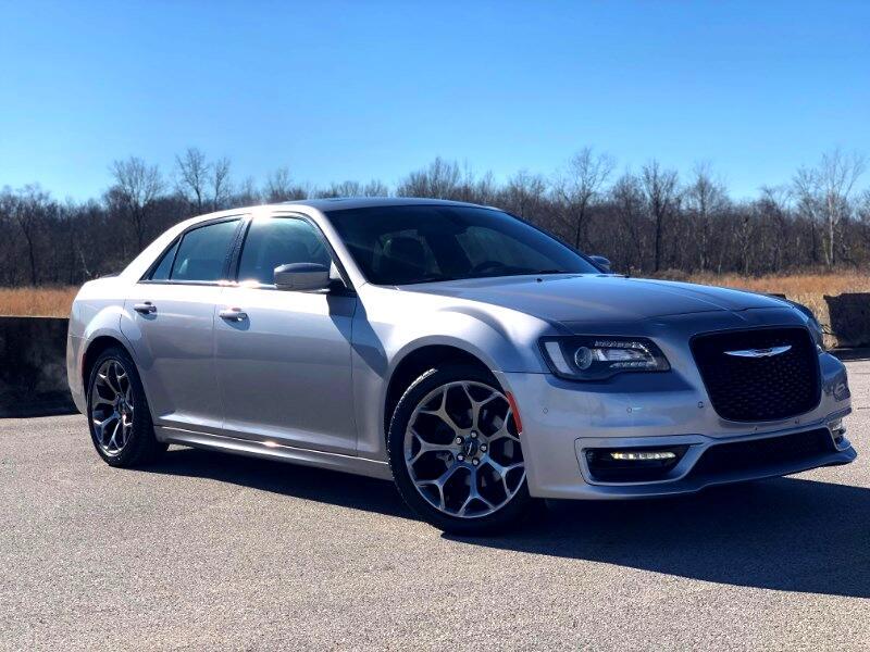 2018 Chrysler 300 S V6 RWD