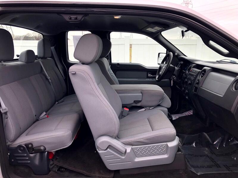 2013 Ford F-150 XLT 4WD SuperCab 6.5' Box