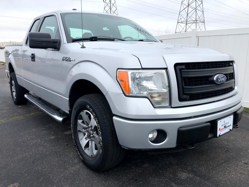 2013 Ford F-150 XLT 4WD SuperCab 6.5' Box