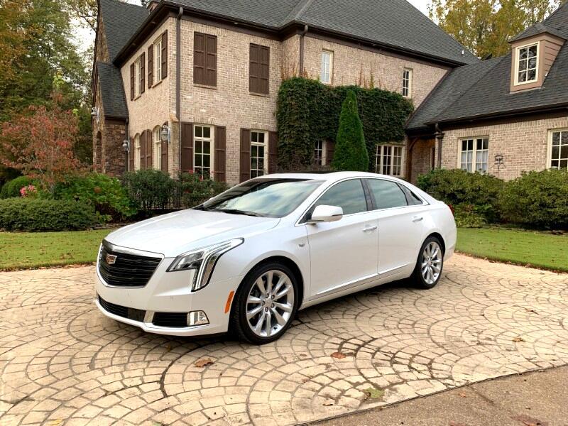 2018 Cadillac XTS Vsport Platinum AWD