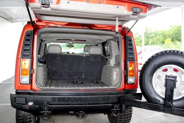 2003 HUMMER H2 Sport Utility