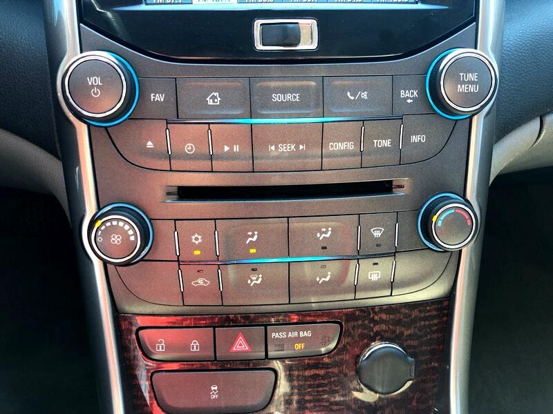 2013 Chevrolet Malibu 1LT