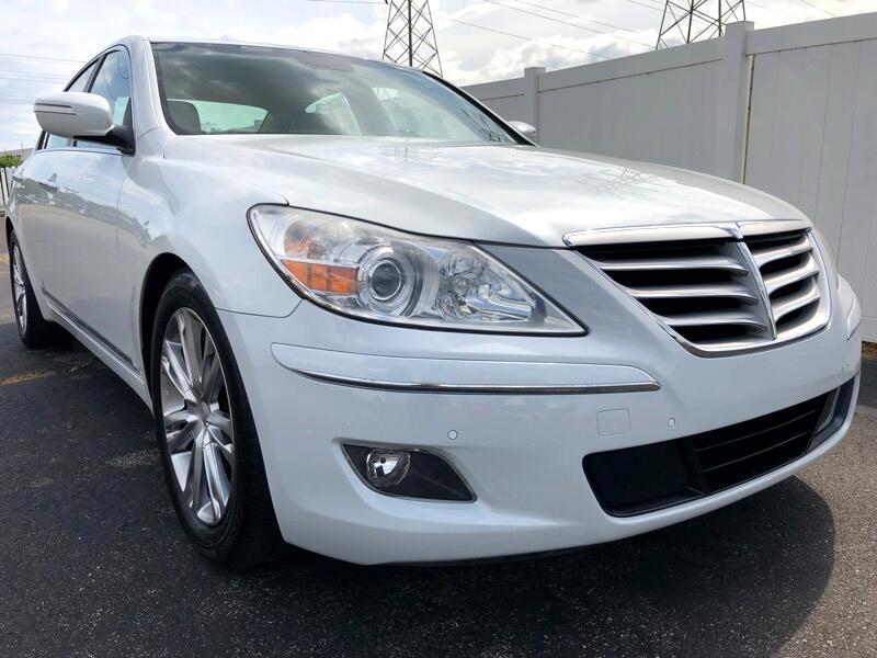 2010 Hyundai Genesis 4.6L