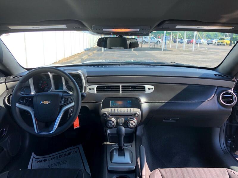 2015 Chevrolet Camaro 2LS Coupe