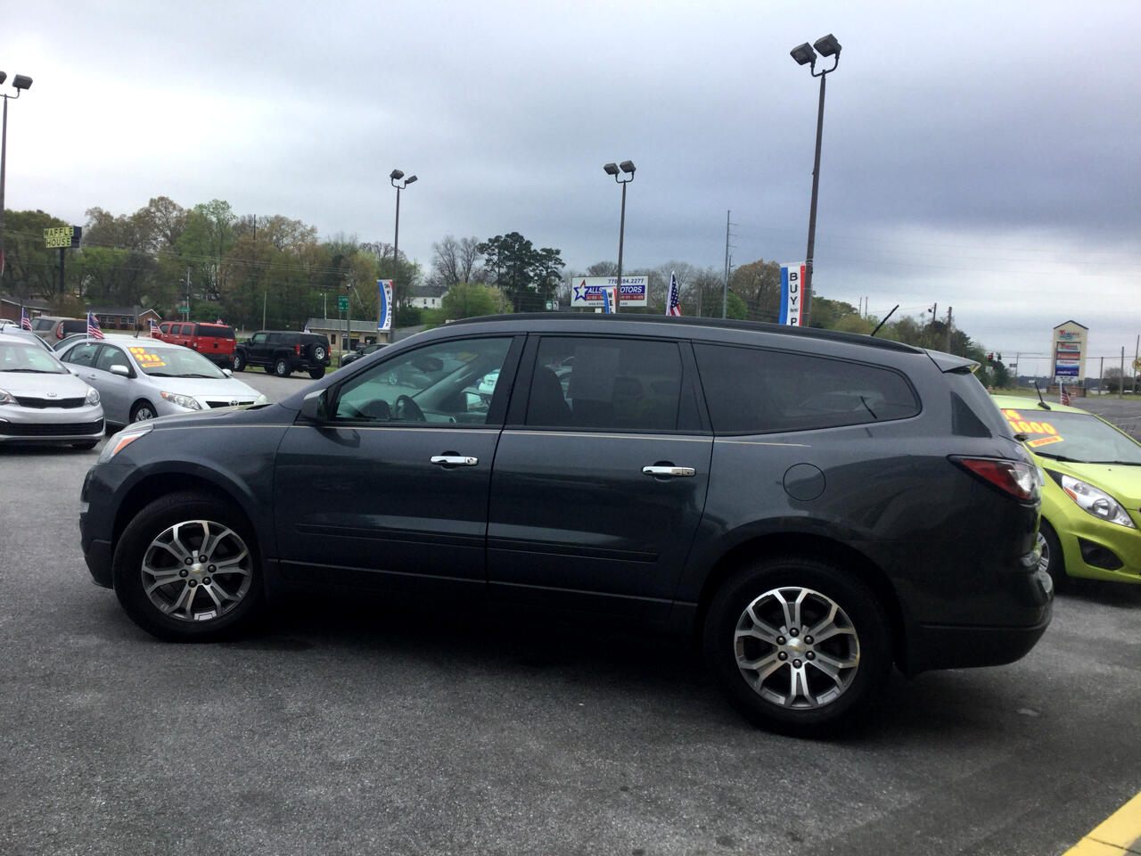 2014 Chevrolet Traverse AWD 4dr LS