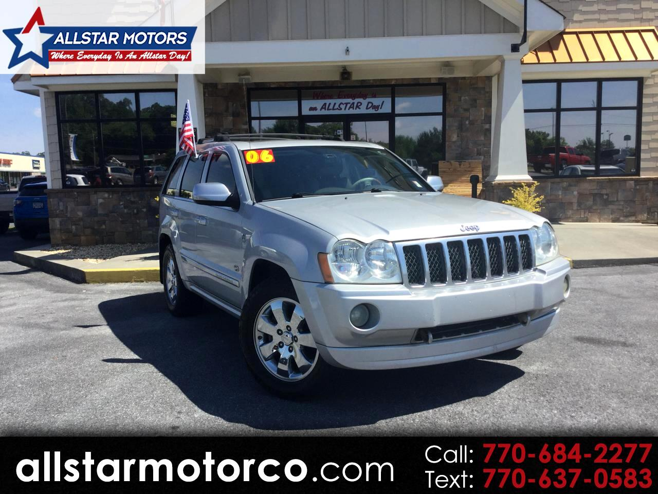 2006 Jeep Grand Cherokee 4WD 4dr Overland