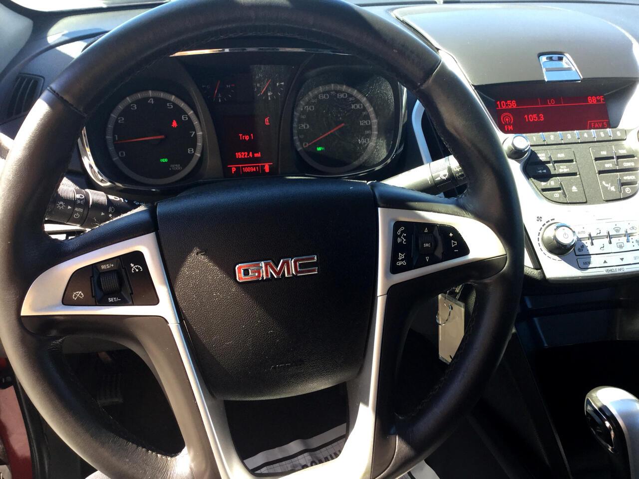 2010 GMC Terrain AWD 4dr SLE-2