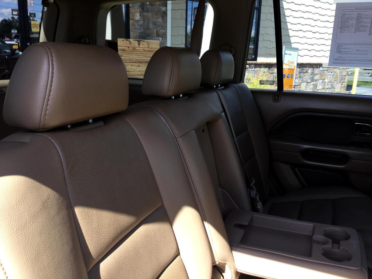 2007 Honda Pilot 2WD 4dr EX-L