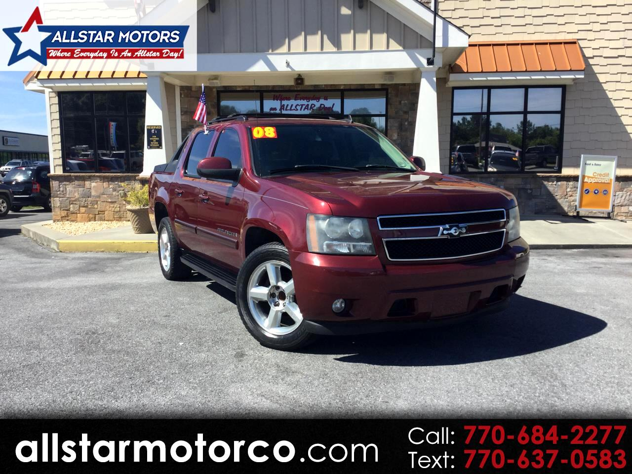 2008 Chevrolet Avalanche 2WD Crew Cab 130