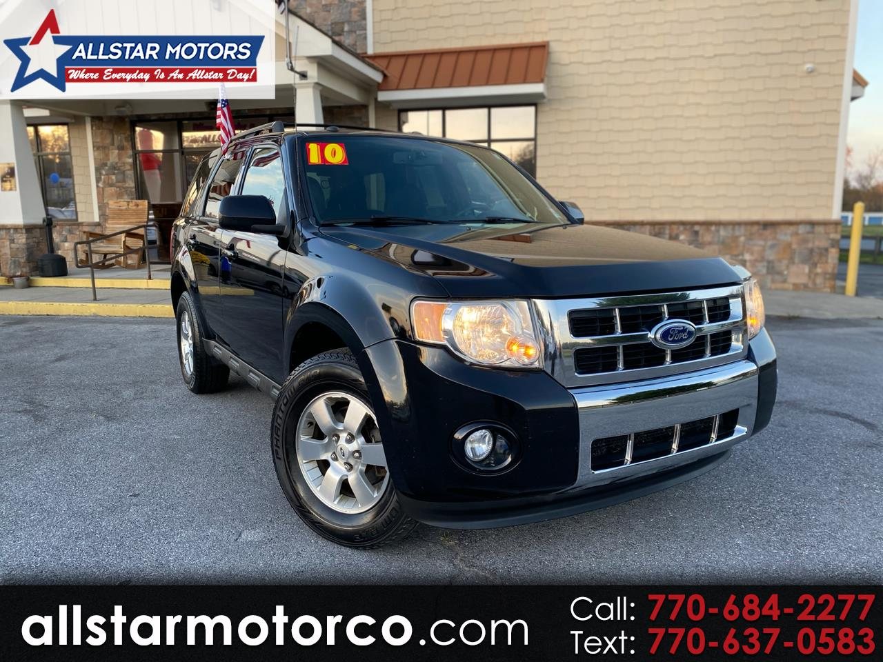 Ford Escape FWD 4dr Limited 2010
