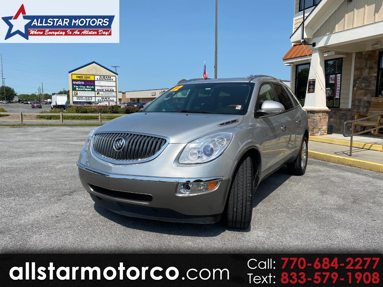 Buick Enclave Premium Group FWD 2012