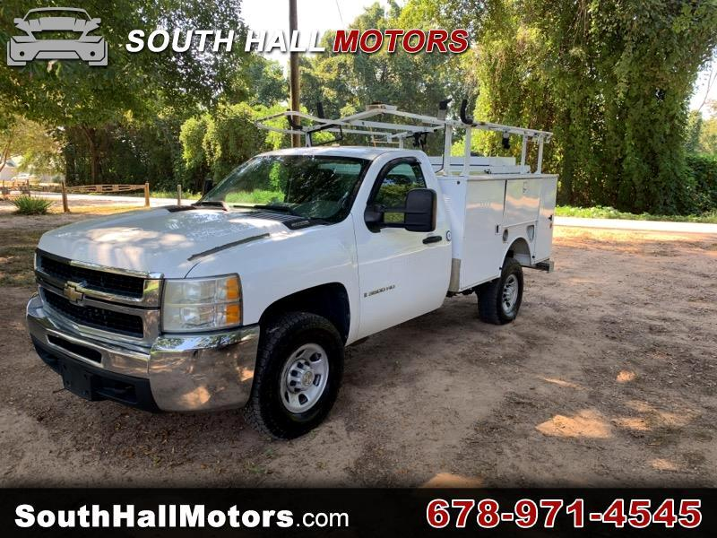 Chevrolet Silverado 3500HD Work Truck Regular Cab 2WD 2008