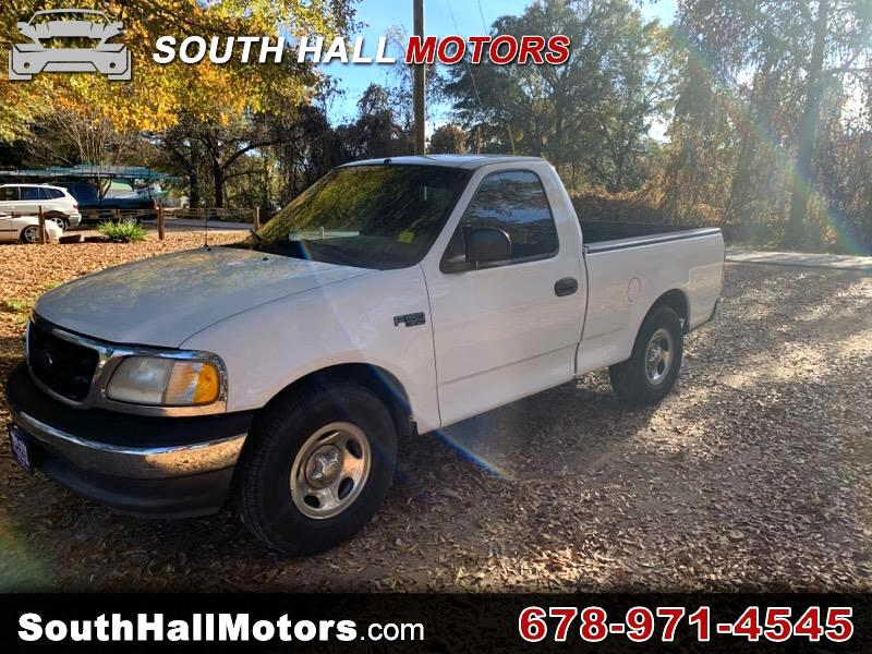 Ford F-150 WS Reg. Cab Short Bed 2WD 2000