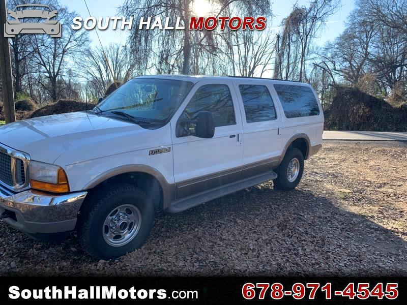 """Ford Excursion 137"""" WB 5.4L Limited 2000"""