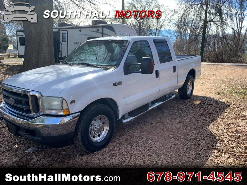 Ford F-250 SD XL Crew Cab 2WD 2003