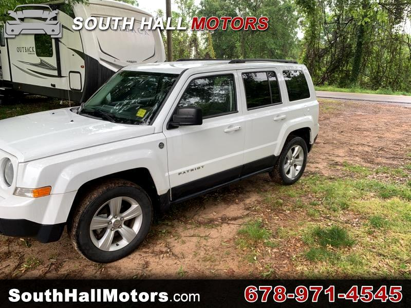 Jeep Patriot Sport 4WD 2014