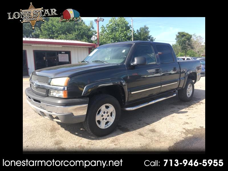 Buy Here Pay Here Houston Tx >> Buy Here Pay Here 2004 Chevrolet Silverado 1500 Lt Crew Cab