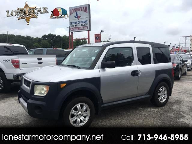 Honda Element EX 2WD AT 2006