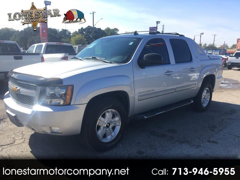 "2012 Chevrolet Avalanche 1500 5dr Crew Cab 130"" WB 4WD Z71"